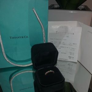 Tiffany diamond embrace ring 💍